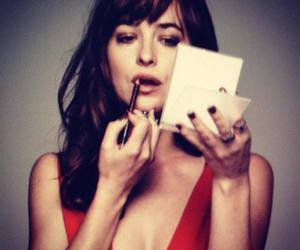 dakota johnson, fifty shades of grey, and anastasia steele image