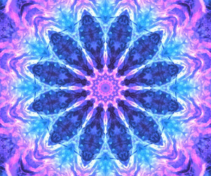 wallpaper, blue, and purple image