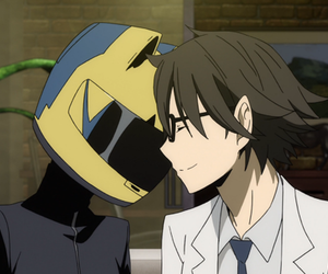 durarara and anime image
