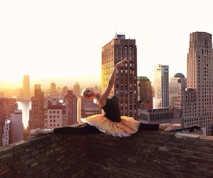 ballet, Dream, and earth image