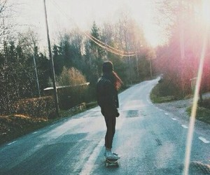 skate, hipster, and indie image