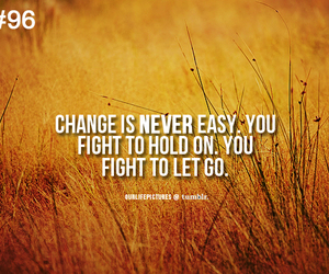 change, Easy, and fight image