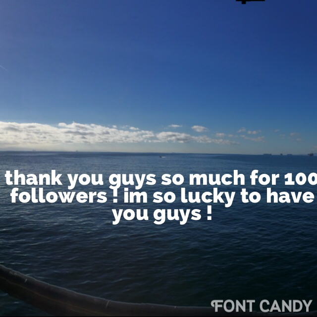 followers, lucky, and love image