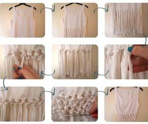 clothes, shirt, and diy image