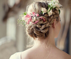 beautiful, hair, and heart it image
