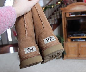 fashion and uggs image