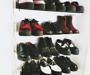shoes and creepers image