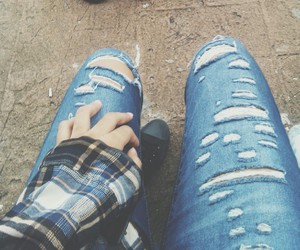 hipster, jeans, and style image
