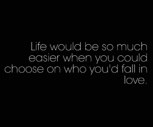 boy, love quotes, and choose image