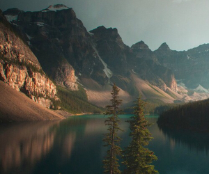 lake, mountains, and beautiful image
