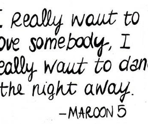 love and maroon 5 image