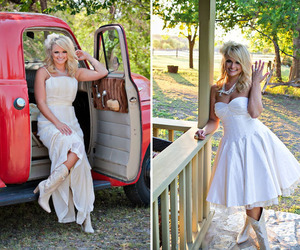 Miranda Lambert and wedding image