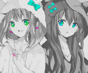 vocaloid, anime, and gumi image