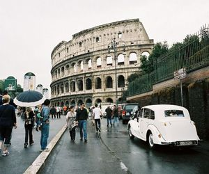rome, italy, and travel image