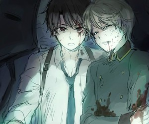 anime, slaine, and aldnoah zero image