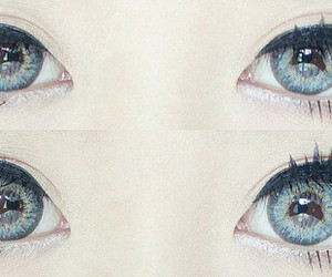 eyes, kawaii, and cute image