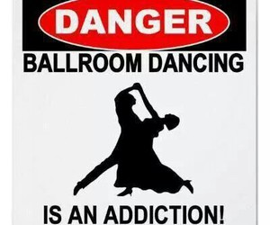 addiction, ballroom, and dance image