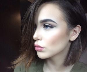 acacia clark, acacia brinley, and makeup image