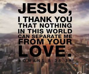 faith, jesus, and love image