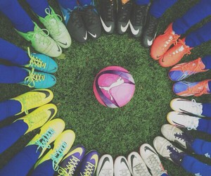 soccer, football, and goals image