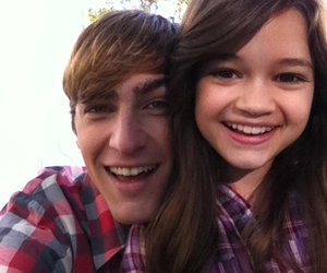 kendall schmidt and ciara bravo image