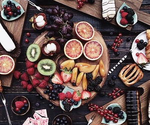 healthy, food, and motivation image