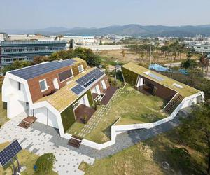 architecture, green, and sustainable image