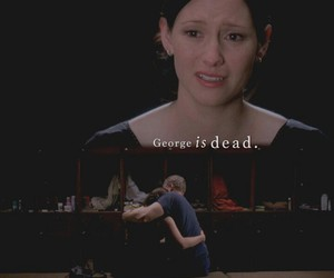 grey, georges, and grey's anatomy image