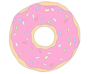 donut and overlays image