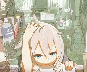 vocaloid, ia, and anime image