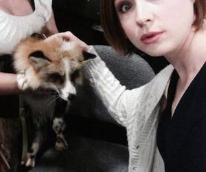 karen gillan and fox image