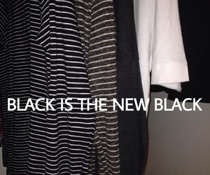 black, follow, and grey image