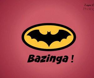 bazinga image