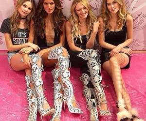angel, Victoria's Secret, and model image