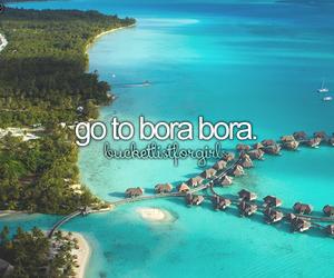 bora bora image