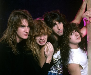 dave mustaine, heavy metal, and david ellefson image