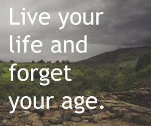 age, life, and live image