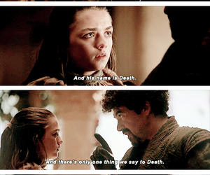 quotes, game of thrones, and got image