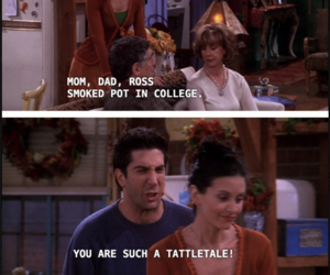 funny, lol, and ross image