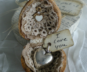 heart, vintage, and hearts image