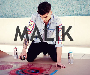 boy, 1d, and zayn malik image
