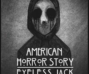 american horror story and eyeless jack image