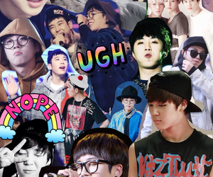 Collage, exo, and jimin image