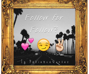 hipster, emoji, and follow back image