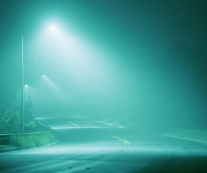 amazing, blue, and fog image
