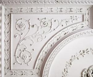 architecture, white, and decor image