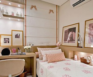 decor and bedroom image