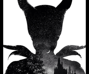 maleficent, disney, and wallpaper image