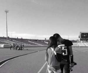 boyfriend, football, and love image
