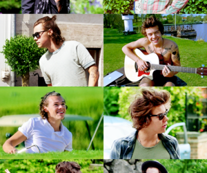 color, green, and 1d image